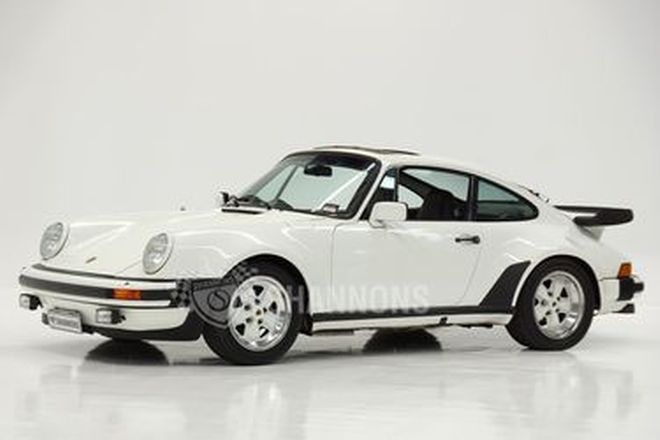 Porsche 930 'Turbo' Coupe
