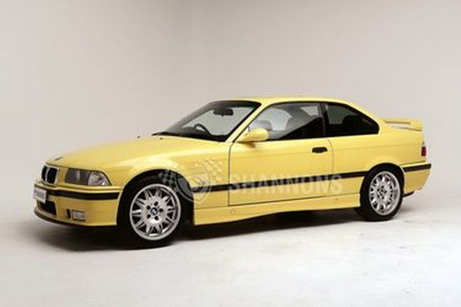 BMW E36 M3 3.2 'Manual' Coupe