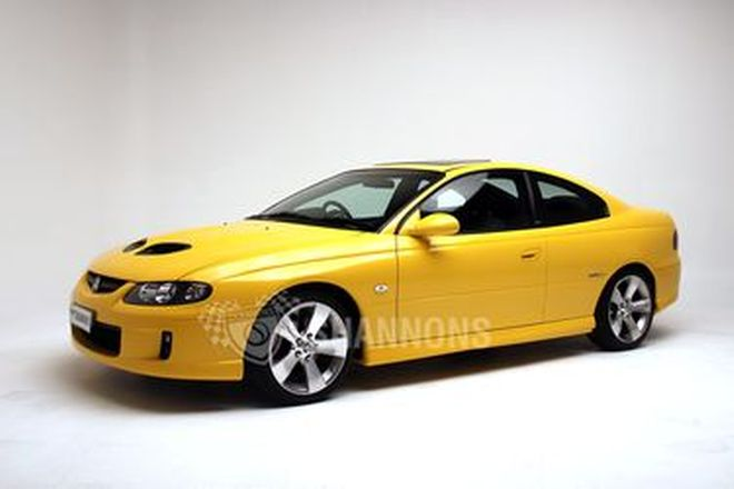 Holden VZ Monaro CV8-Z 'Manual' Coupe