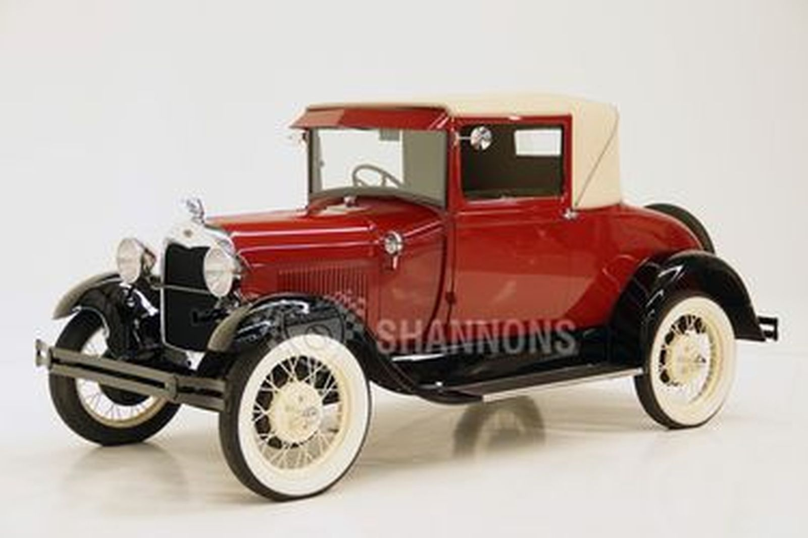 Ford Model A Sports Coupe