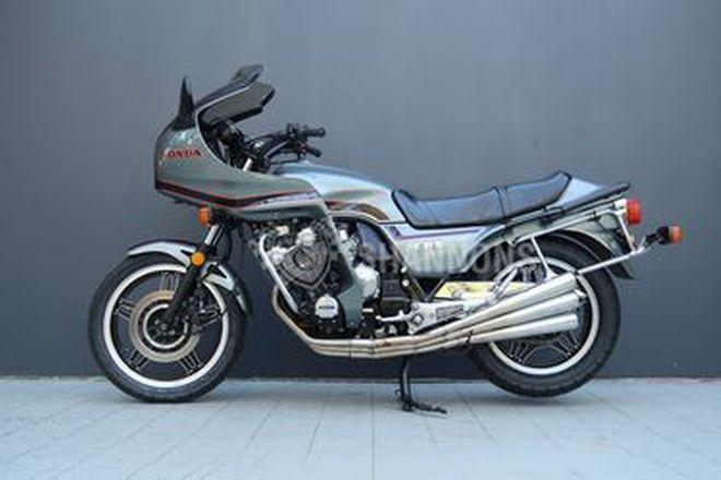 Honda CBX1000 Motorcycle