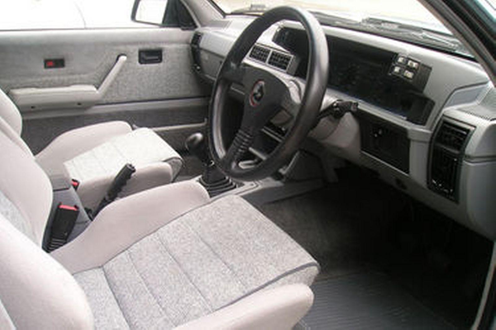 Sold: Holden VL Commodore Group A Walkinshaw Sedan ...