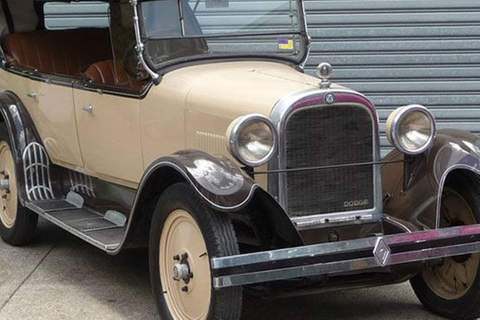 Dodge Tourer Auctions Lot 8 Shannons