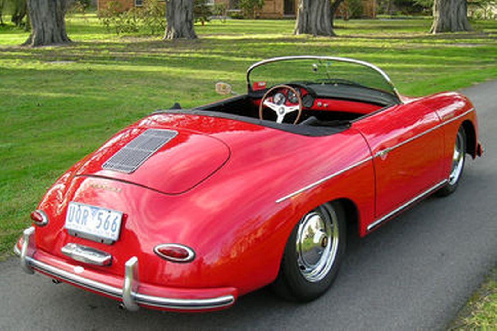 356 Speedster Replica Lhd Auctions Lot 37 Shannons