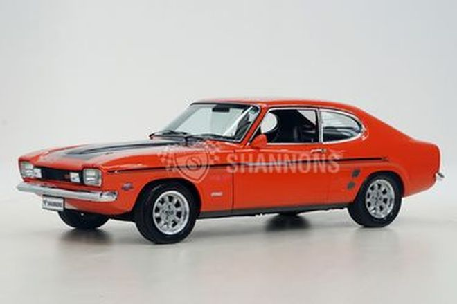 Ford Capri GT V6 Coupe