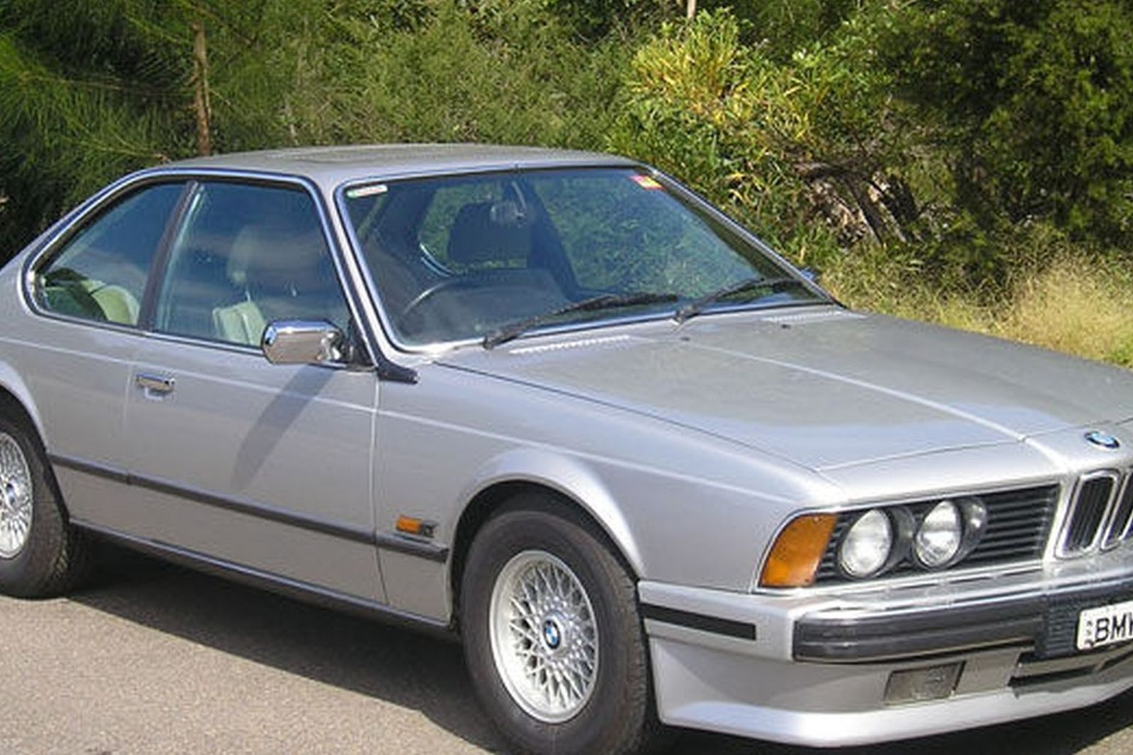 1983 bmw 635 csi coupe sold bmw 635 csi coupe auctions lot 26 shannons E24 633CSi at nearapp.co