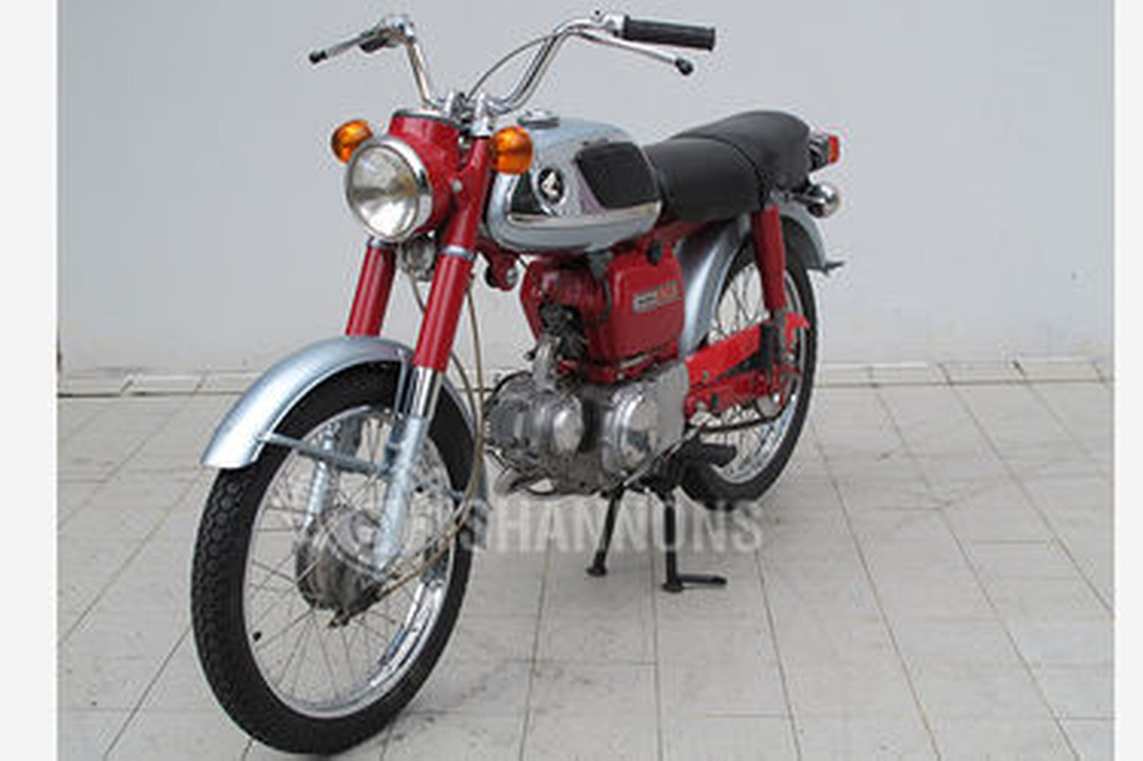 Sold: Honda CD90 Motorcycle Auctions - Lot V - Shannons