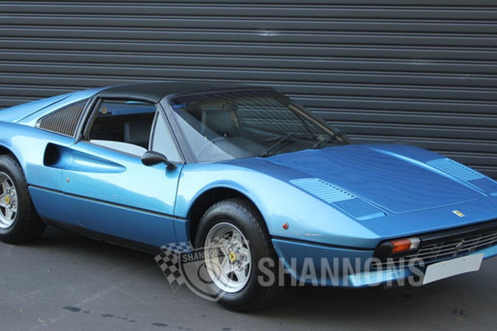 Ferrari 308 GTS Coupe Auctions  Lot 49  Shannons