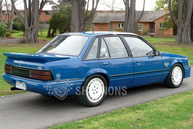 Holden VK Commodore Group A SS Sedan