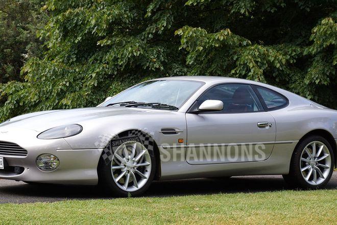 Aston Martin DB7 Vantage V12 Coupe