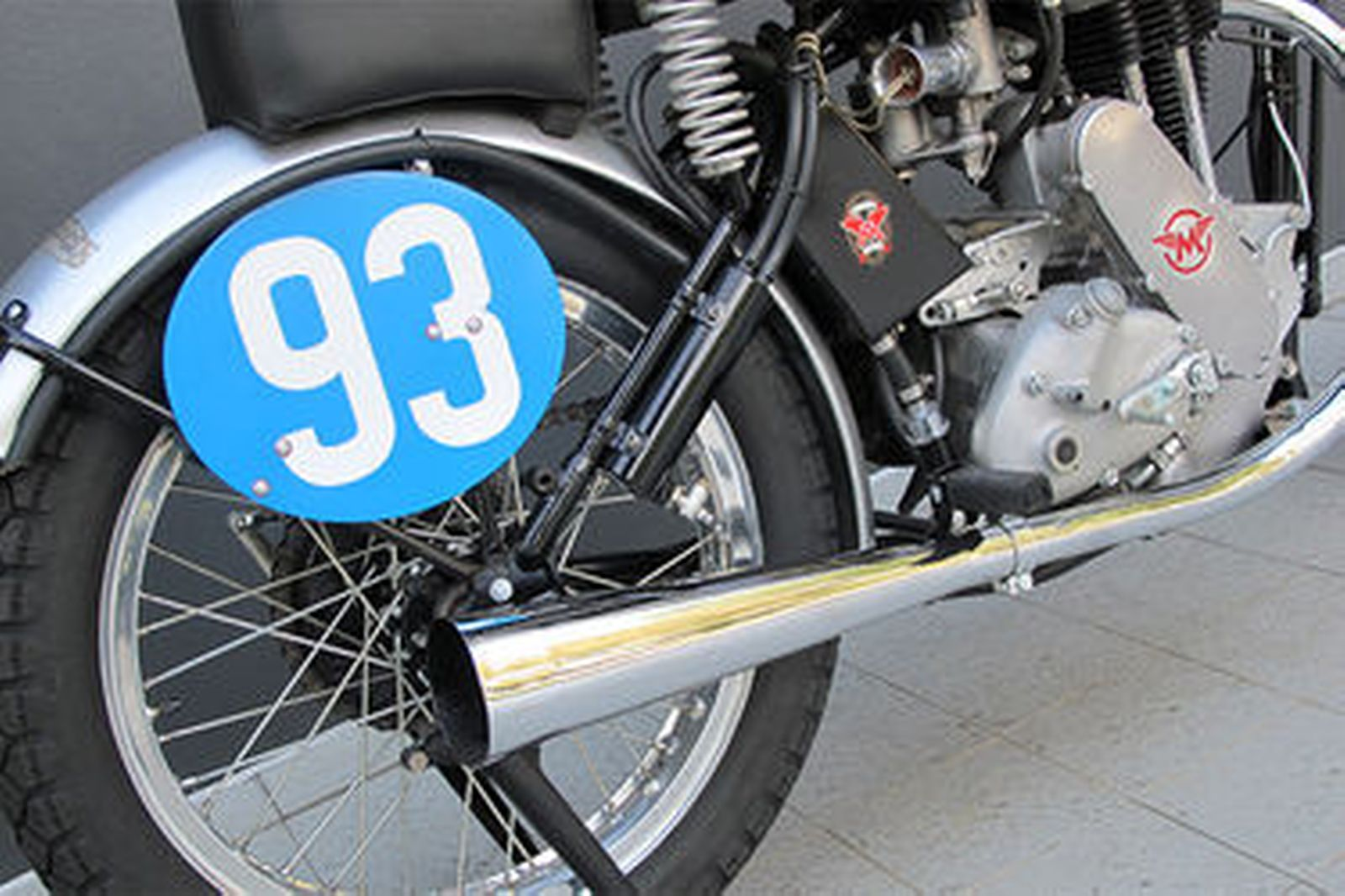 Matchless G3L 350cc 'Race Replica' Motorcycle