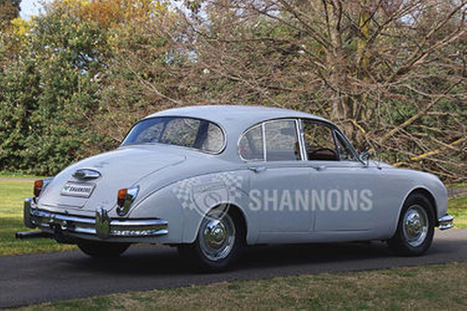 Jaguar Mk II 3.4 Saloon
