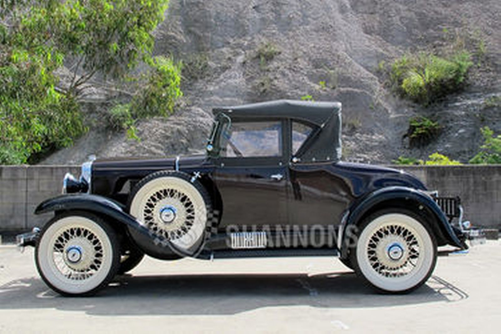 Sold Chevrolet Series AD Roadster RHD Auctions Lot 8
