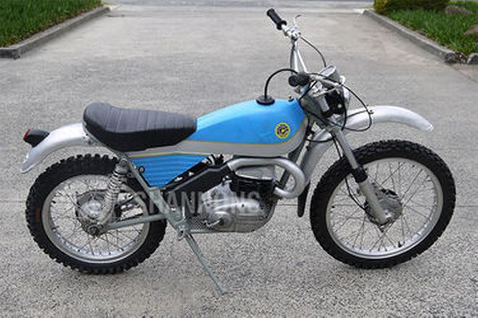 Sold: Bultaco Alpina 350cc Motorcycle Auctions - Lot 6 - Shannons