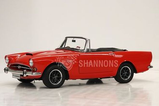 Sunbeam Tiger Mk1 Roadster  (RHD)