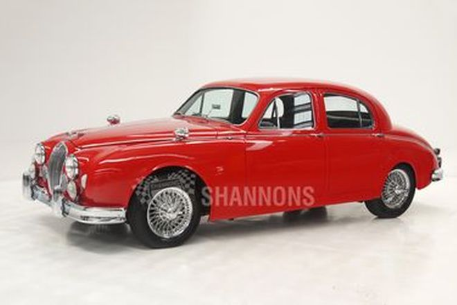 Jaguar MK1 3.4 Litre 'Manual' Saloon