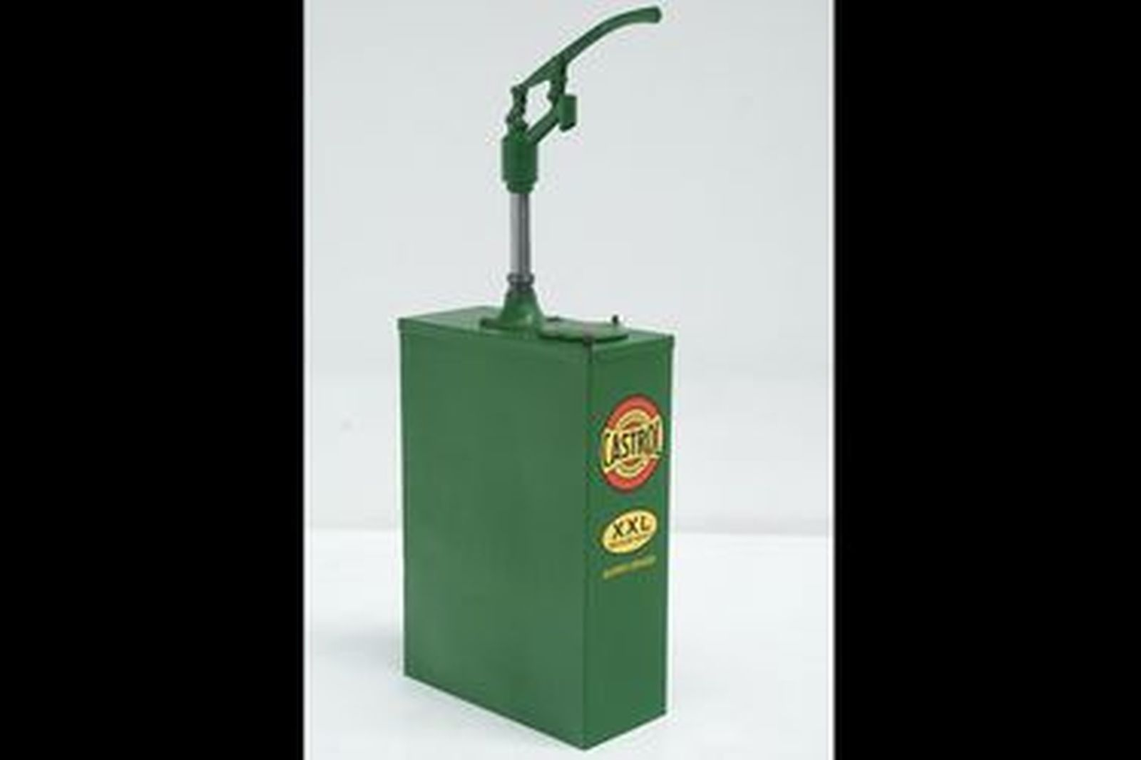 High Boy - Castrol Motor Oil & Pump (Cosmetically Restored)