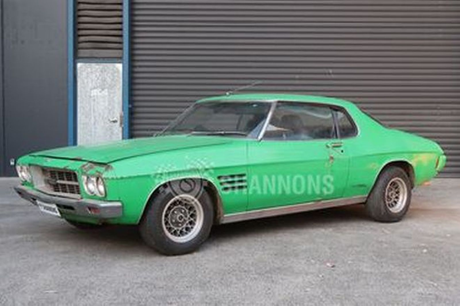 Holden HQ LS Monaro 253 Coupe (Project)
