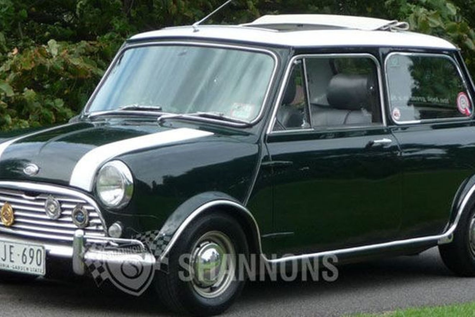 Sold Morris Mini Cooper S Saloon Auctions Lot 44 Shannons