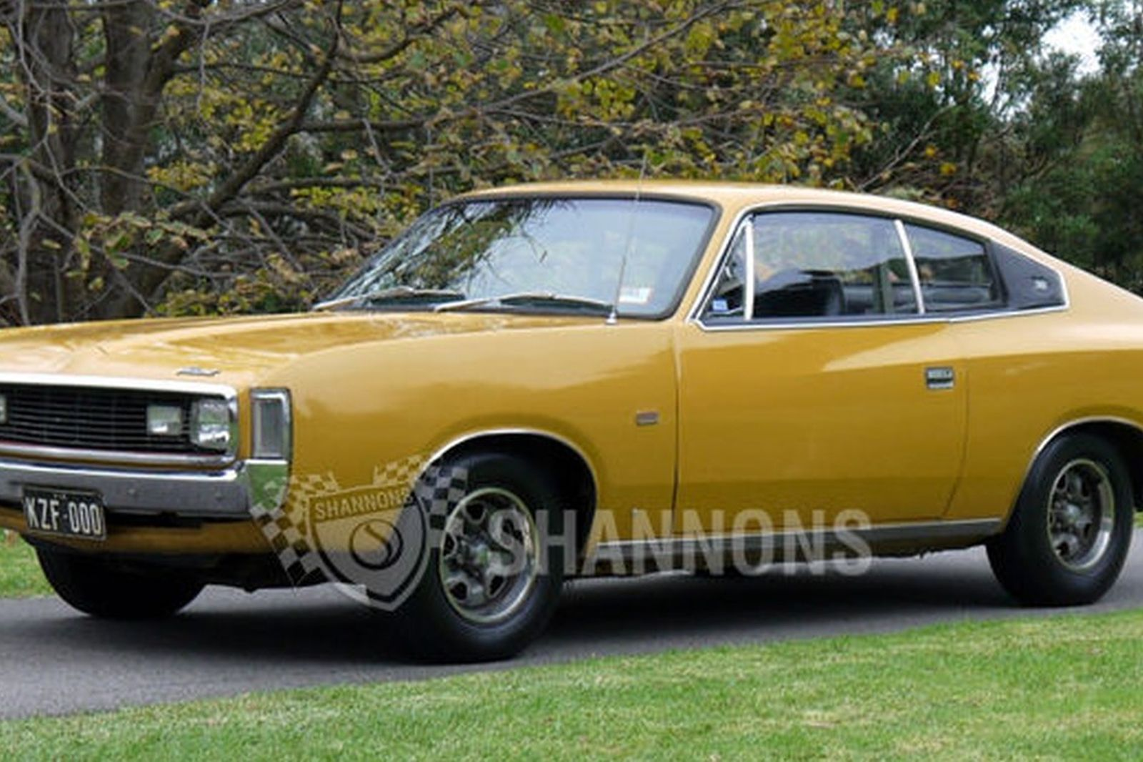 Sold Chrysler Vh Charger 770 318 V8 Coupe Auctions Lot