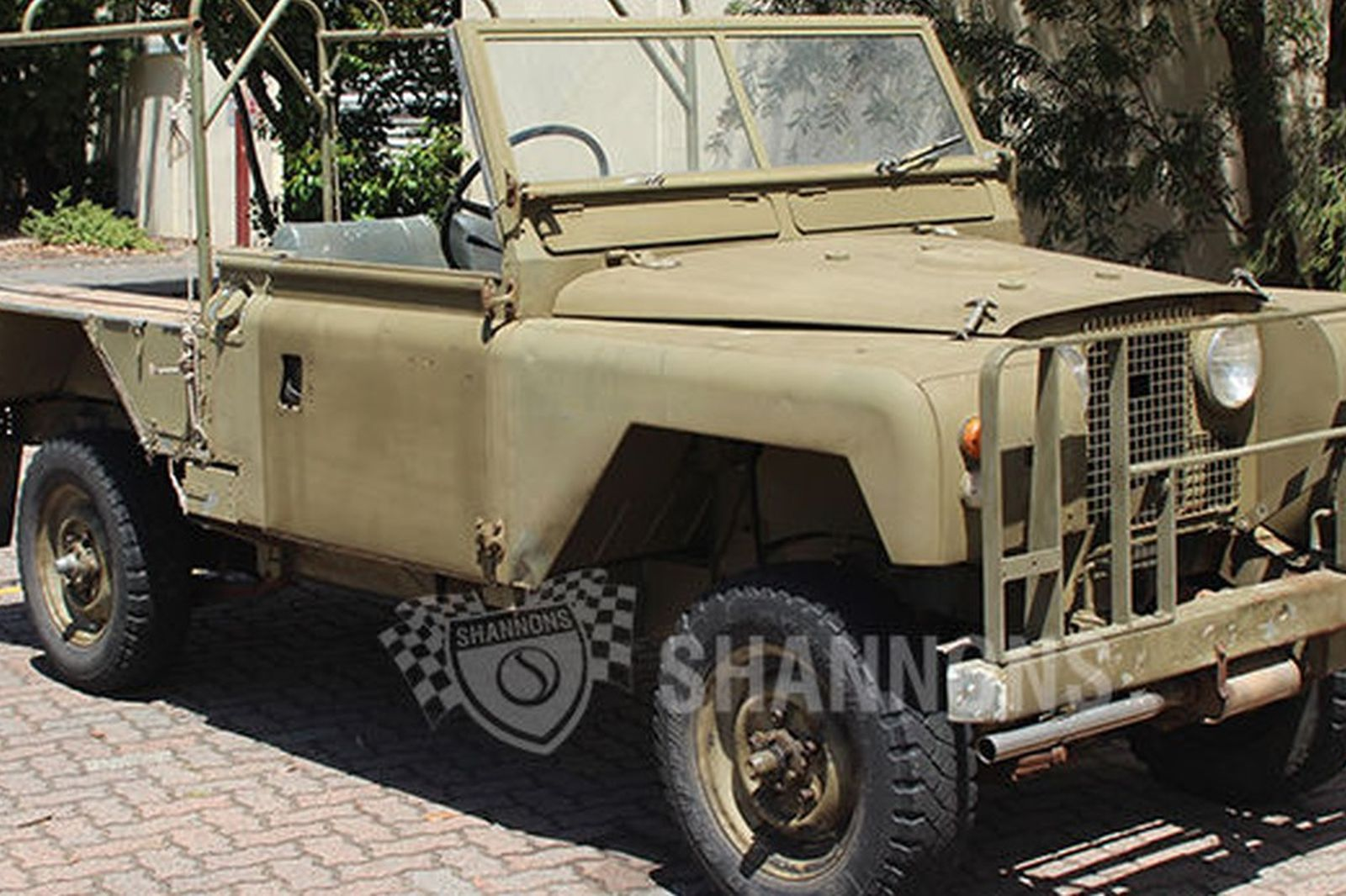 1967-landrover-2a-109-workshop-utility Online Army Form Submit on