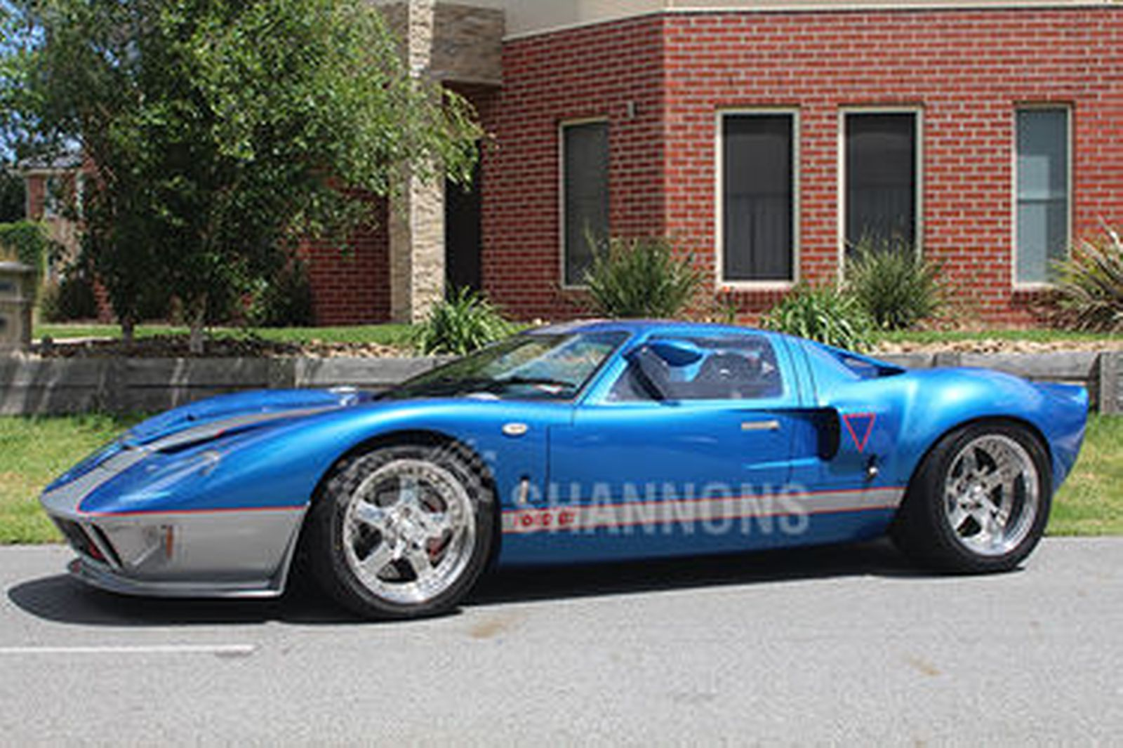 DRB GT Replica Coupe Auctions Lot Shannons - Drb sports cars queensland