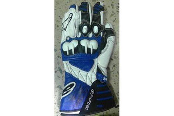 Jorge Martin #88 Signed Glove LH
