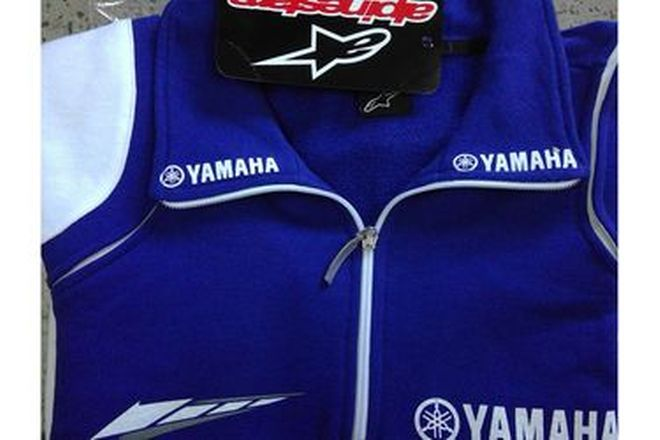 Yamaha Racing Top - Long Sleeve - L