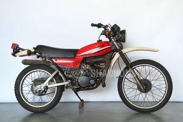 Yamaha DT175 Enduro Motorcycle