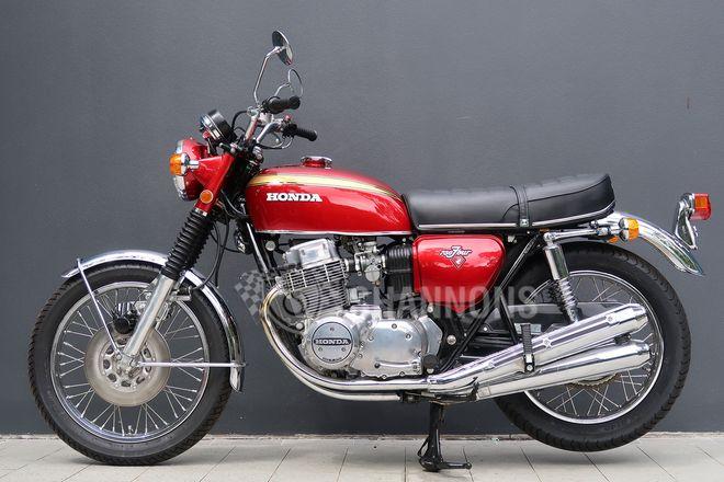 Honda 750-4 K1