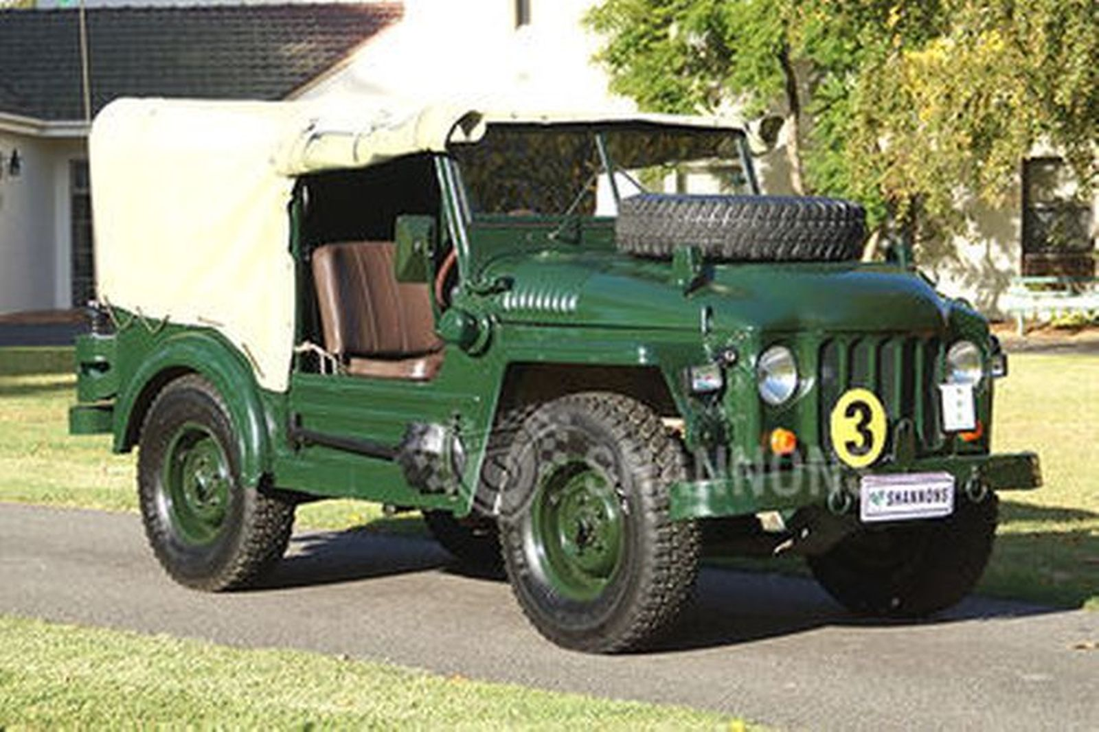 Austin Champ Military Jeep Auctions Lot 5 Shannons