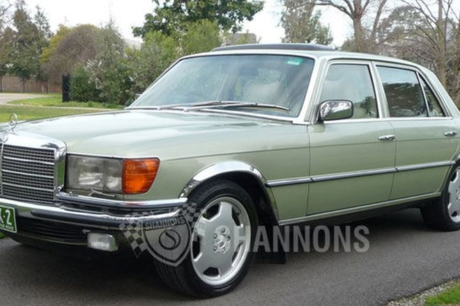 Mercedes-Benz 450SEL 6.9 Saloon