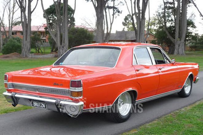 Ford ZD Fairlane 500 'K Code' Sedan
