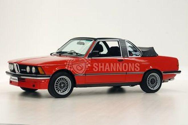 BMW 323i 'Baur' Convertible