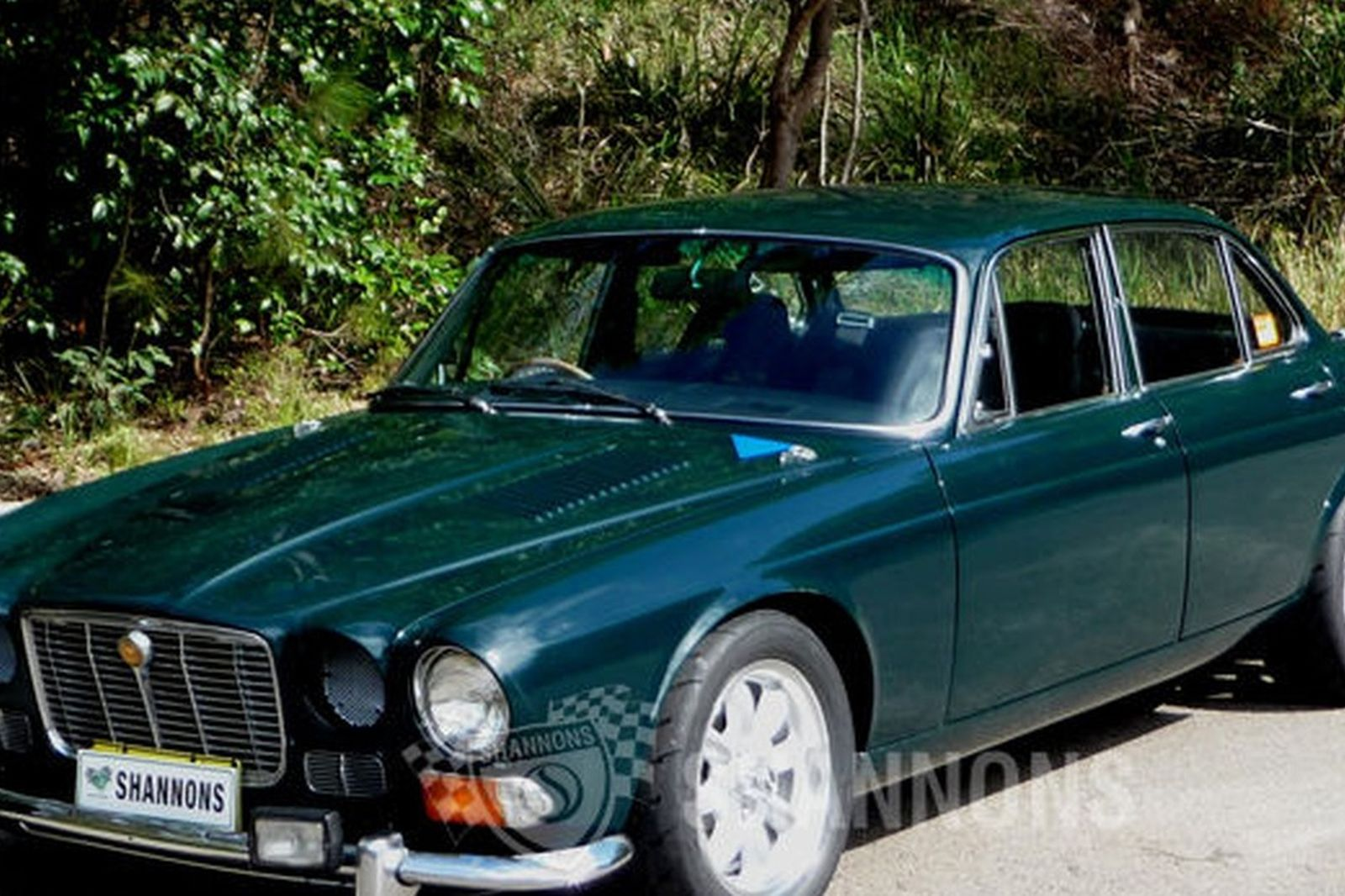 Sold Jaguar Xj6 Series 1 Saloon Modified Auctions Lot