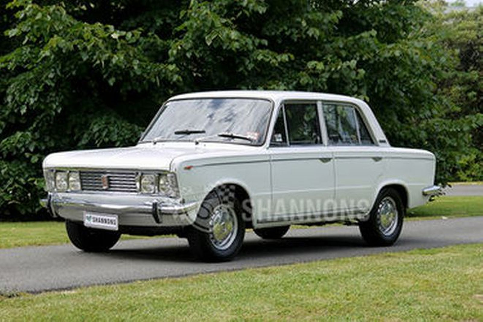 Car Payments >> Sold: Fiat 125 Sedan Auctions - Lot 1 - Shannons