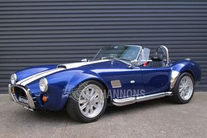 DRB Cobra Supercharged 4.6 V8 Roadster