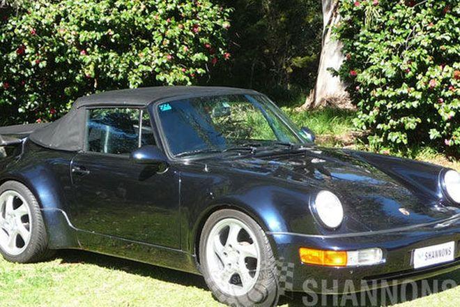 Porsche 911 Turbo Convertible (Modified)