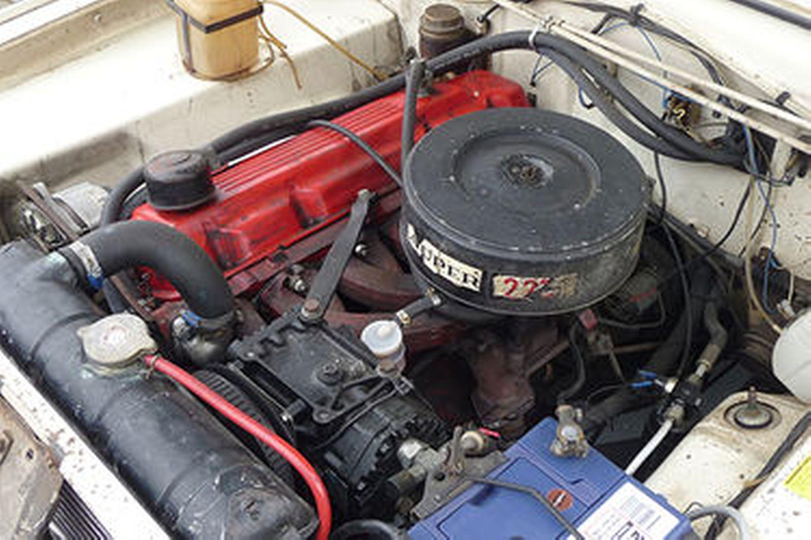 Chrysler Valiant AP6 Sedan