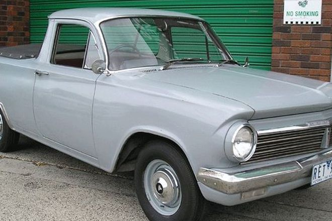 Holden EH Utility
