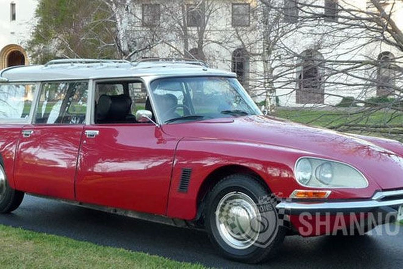 Sold Citroen Ds 23 Safari Wagon Auctions Lot 35 Shannons