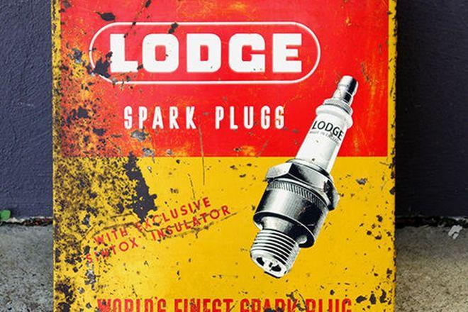 Cabinet - Lodge Spark Plug