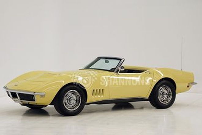 Chevrolet Corvette 427/435HP Tri-Power L-89 Roadster (LHD)