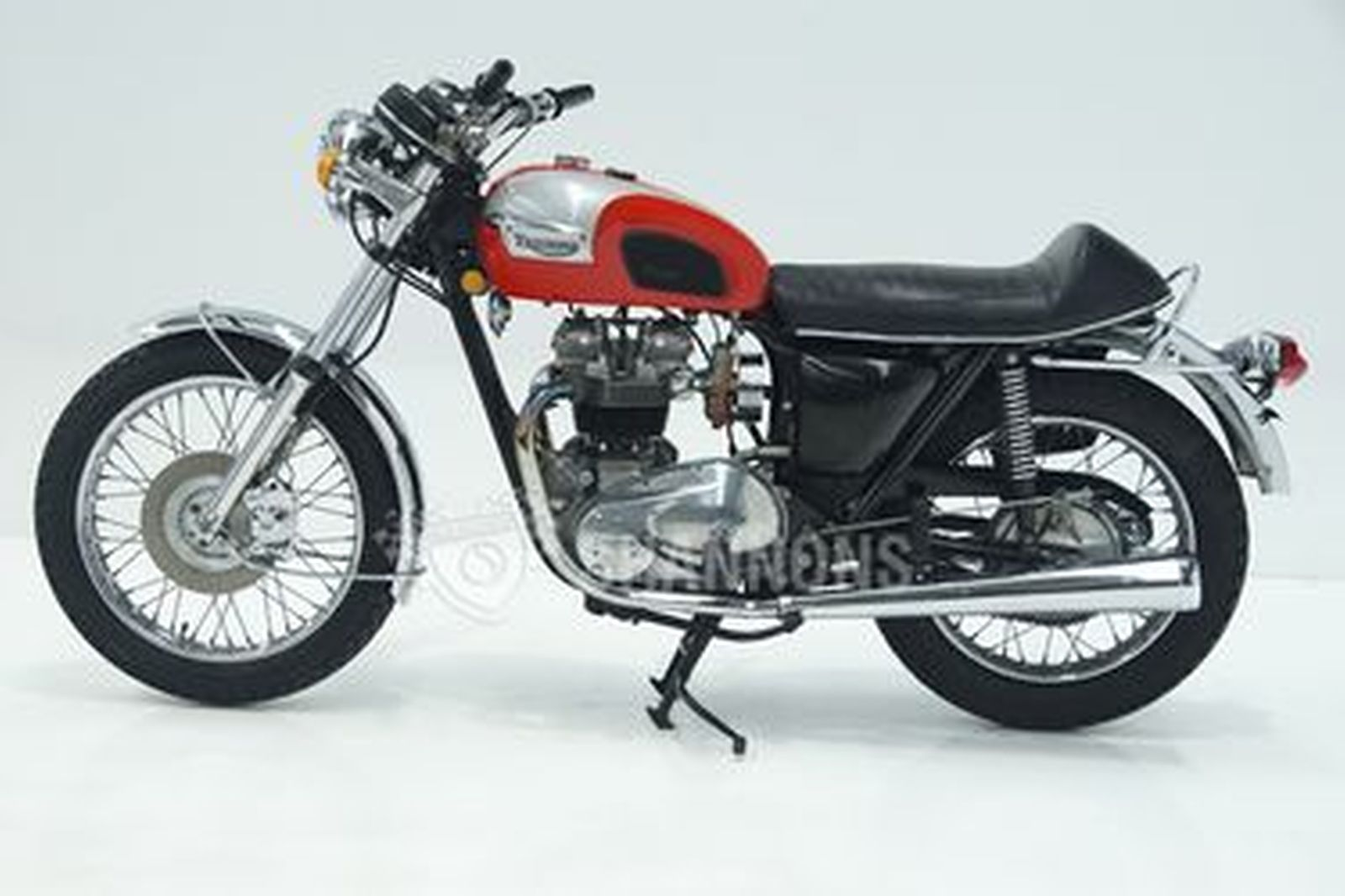 Triumph TR7 750cc Motorcycle