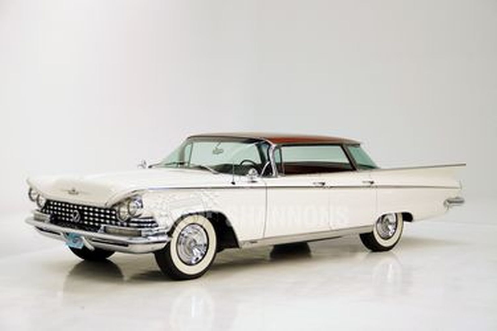 Buick Invicta 4 Door 'Flat Top' Pillarless Sedan (LHD)