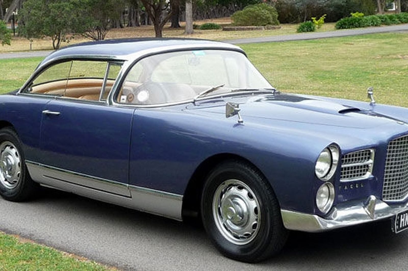 facel vega hk 500 coupe rhd auctions lot 18 shannons. Black Bedroom Furniture Sets. Home Design Ideas