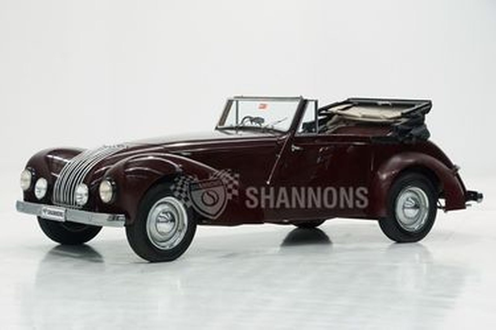 1949 Allard M1 Drop Head Coupe