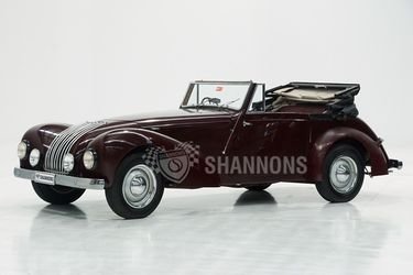 1949 Allard M1 Drop Head Coupe