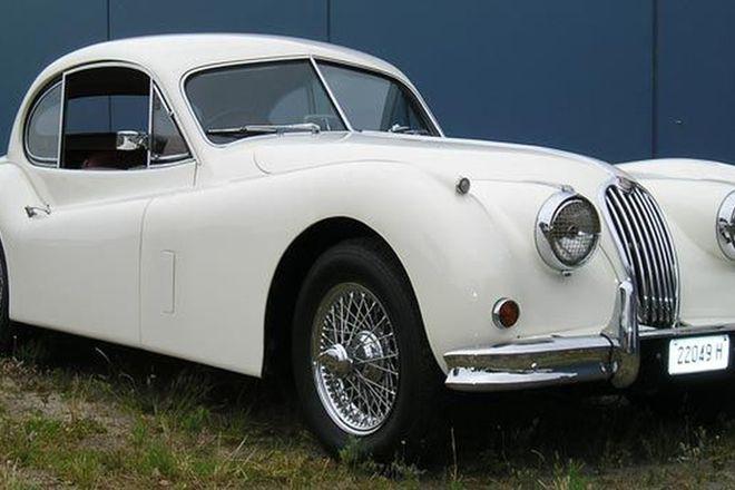 Jaguar XK 140 Fixed Head Coupe