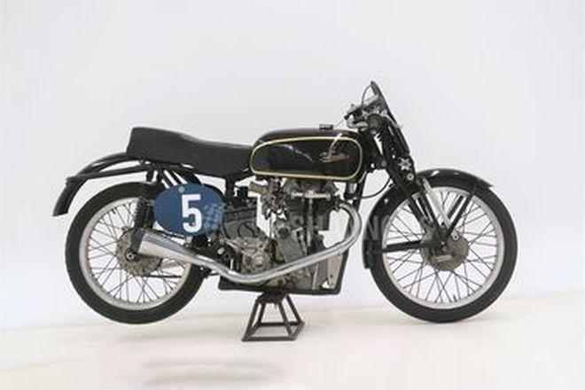 Velocette MkVII 350cc Racing Motorcycle
